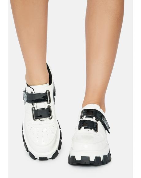Chill Chamberlain Patent Sneakers