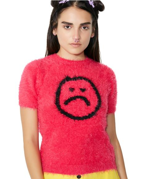 Sad But Fluffy Tee