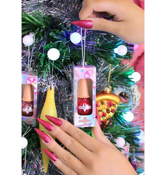 I Scream Nails Candy Cane Nail Polish