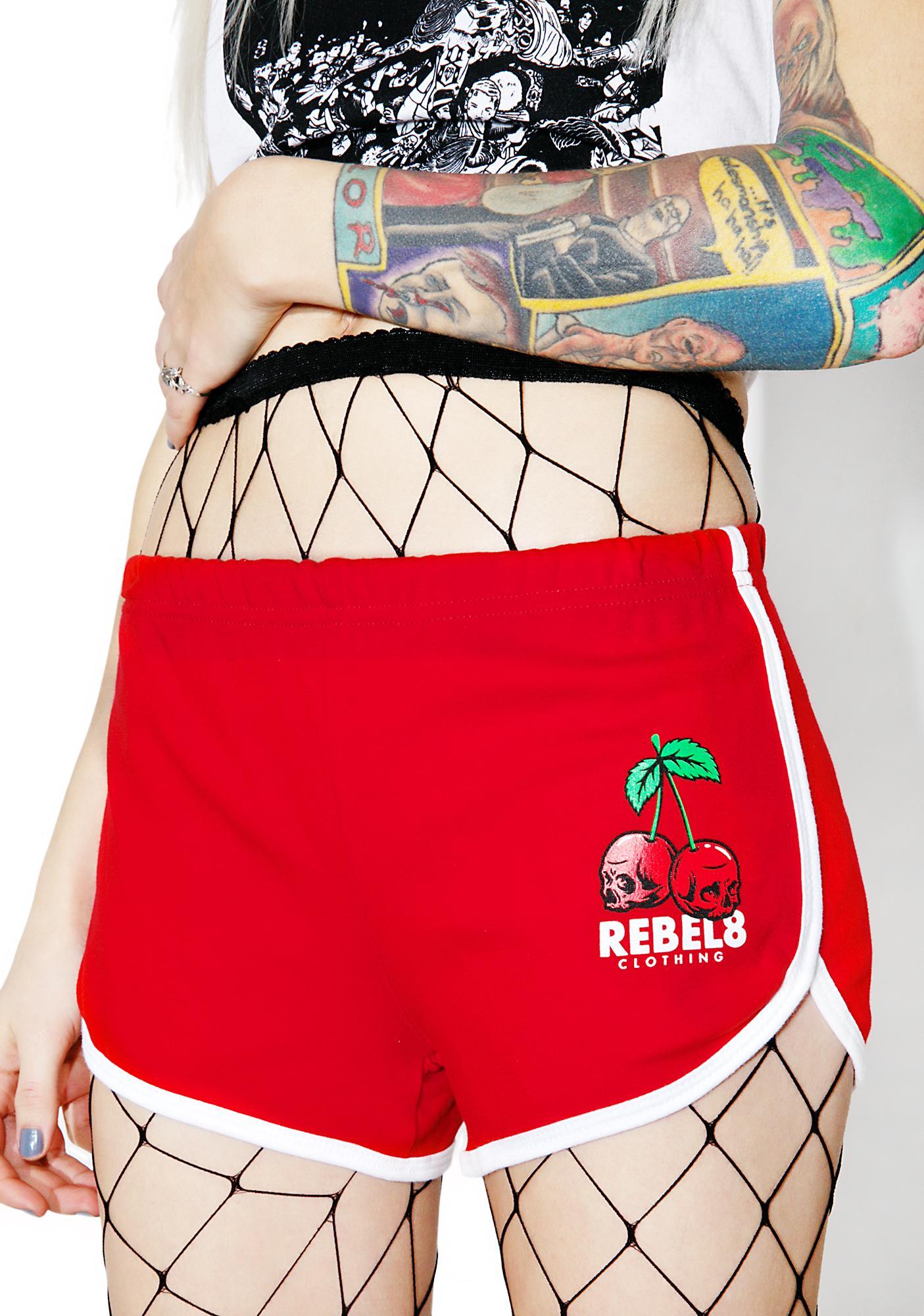 Rebel8 Fruits Of Labor Shorts