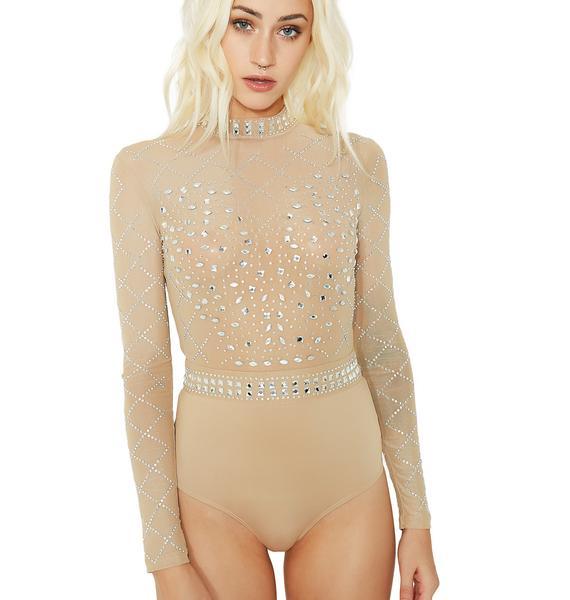 She's Toxic Embellished Bodysuit