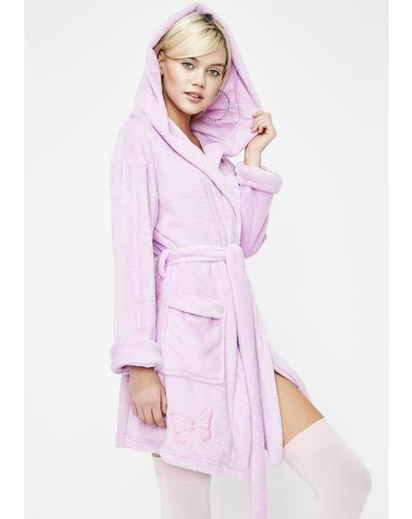 Cotton Candy Dreamz Robe