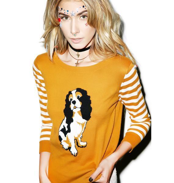 Woof Sweater