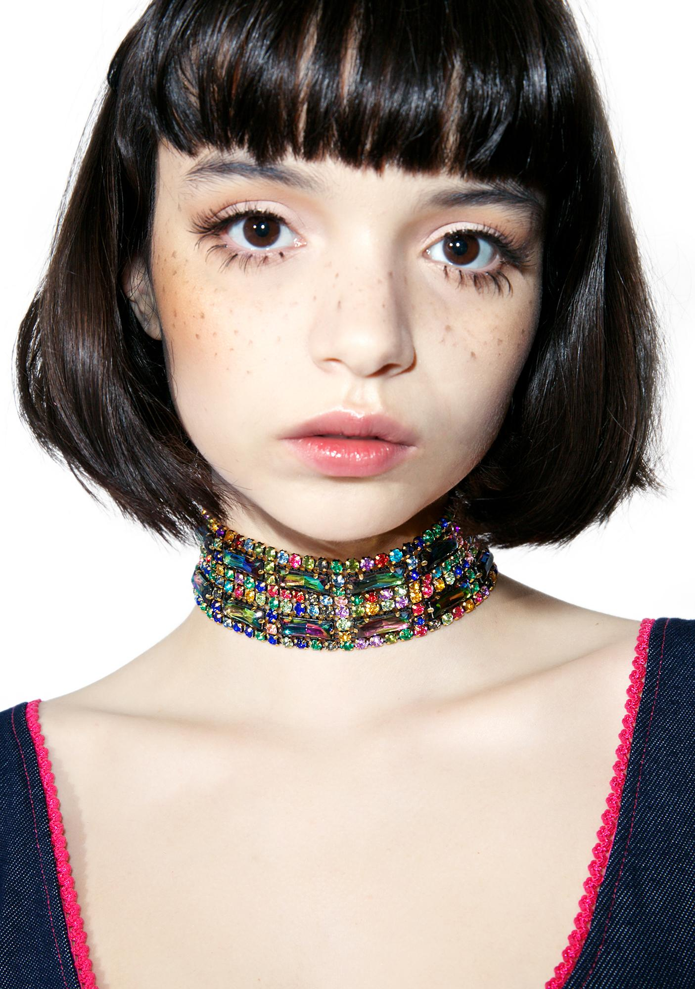 Vanessa Mooney The Dragonette Choker