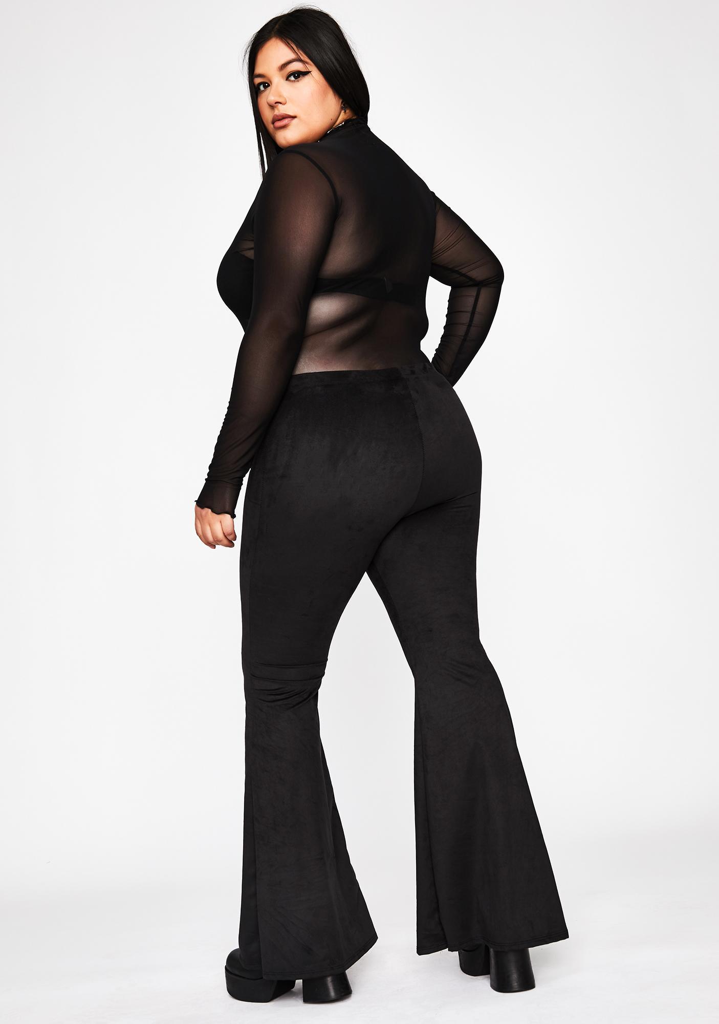 Miss Boho Beatz Flared Pants