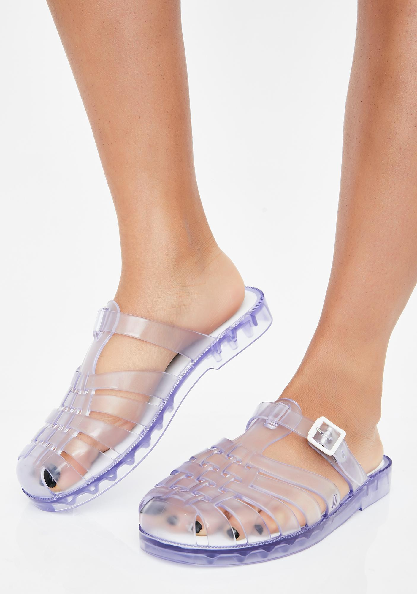 Melissa Possession Slide Jellies