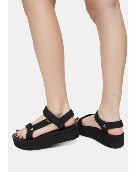 Flatform Universal Sandals