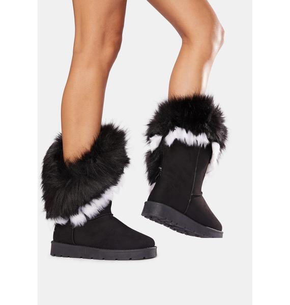 Frostbitten Fur Boots