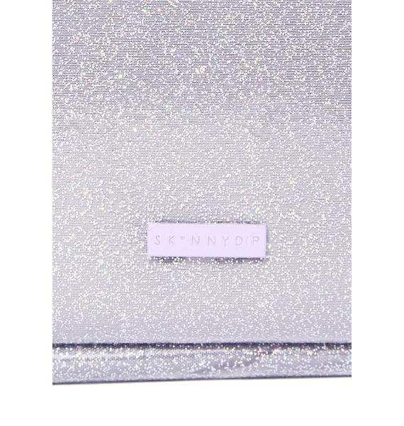 Skinnydip Sparkle Laptop Case