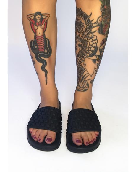 Legacy Slide Sandals