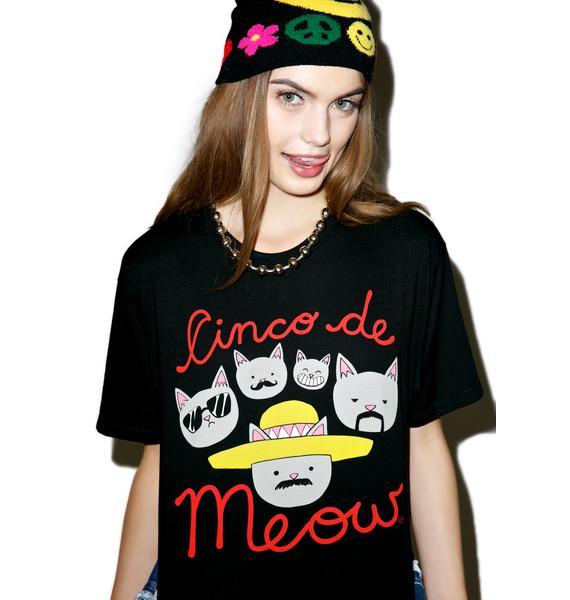 Cinco De Meow Tee