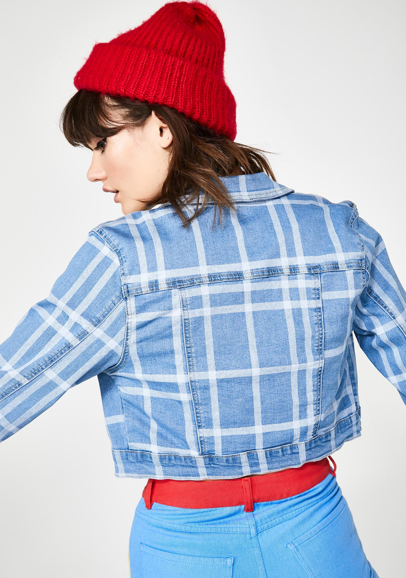 Jukebox Jammin' Denim Jacket