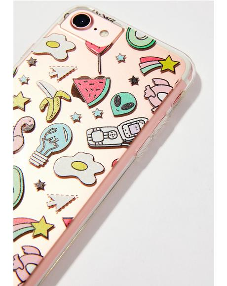 Wild Card iPhone Case