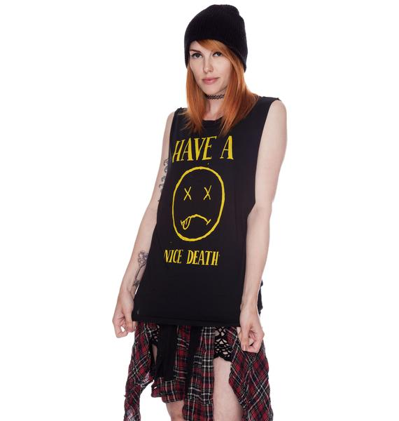UNIF Have a Nice Muscle Tank