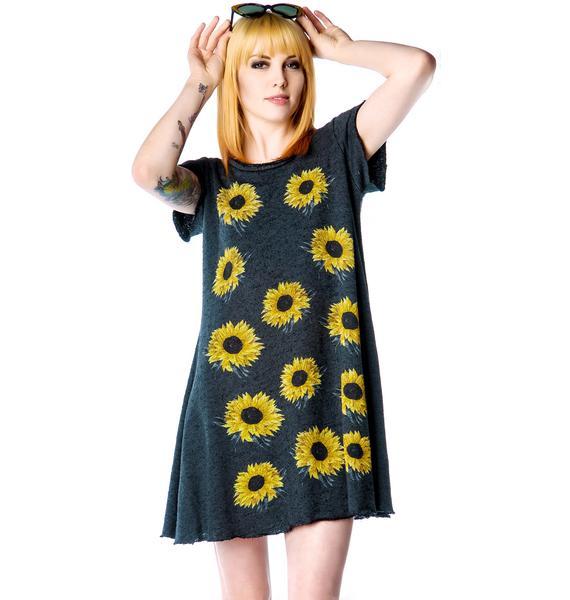 Wildfox Couture Clarissa Grunge Girl Dress