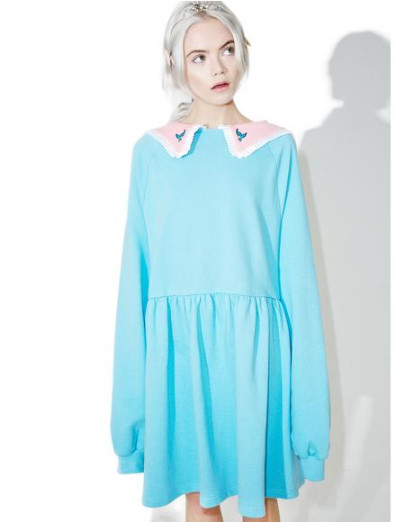 X Disney Cinderella Sweater Dress