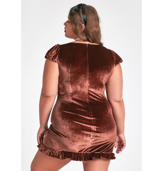 dELiA*s by Dolls Kill So Are U Bored Yet Mini Dress