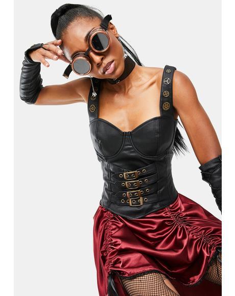Steampunk Stunna Costume