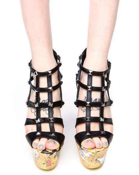 Black Sheep Wedge Platform