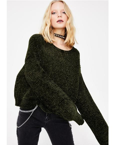 Motha Nature Knit Sweater