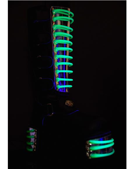 Techno UV Platform Boots