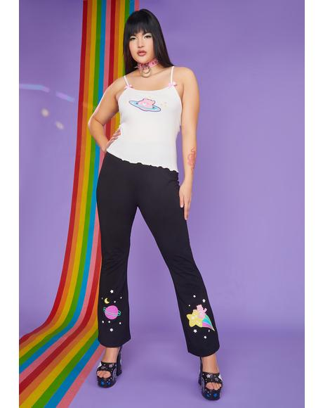 From Planet Care Printed Flares