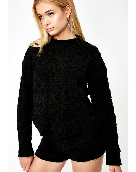 Lady Of Leisure Knit Sweater