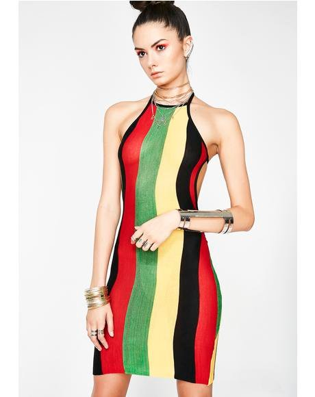High Life Rasta Dress