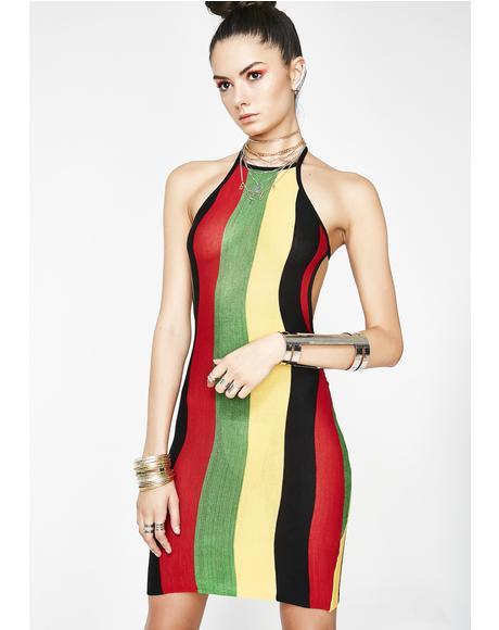 High Life Rasta Dress