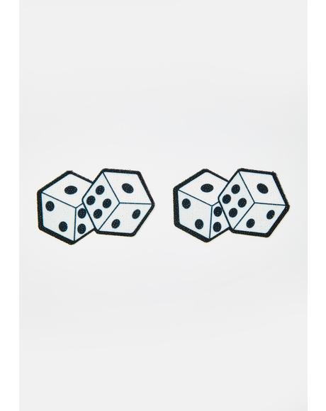 Pair Of Dice Pasties