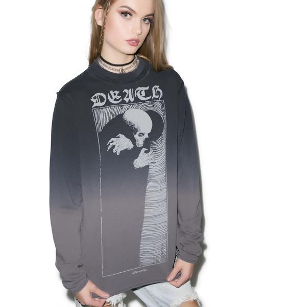 Disturbia Death Sweatshirt