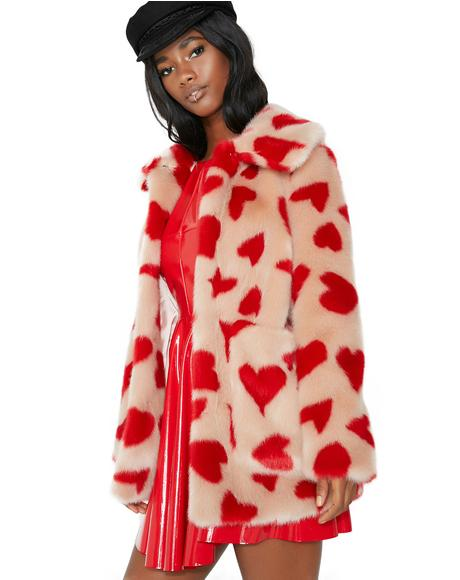 Hearts Tammy Coat
