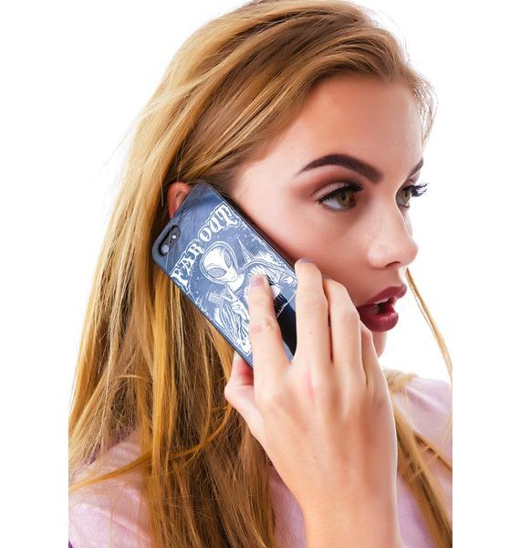 Disturbia Far Out iPhone 5 Case