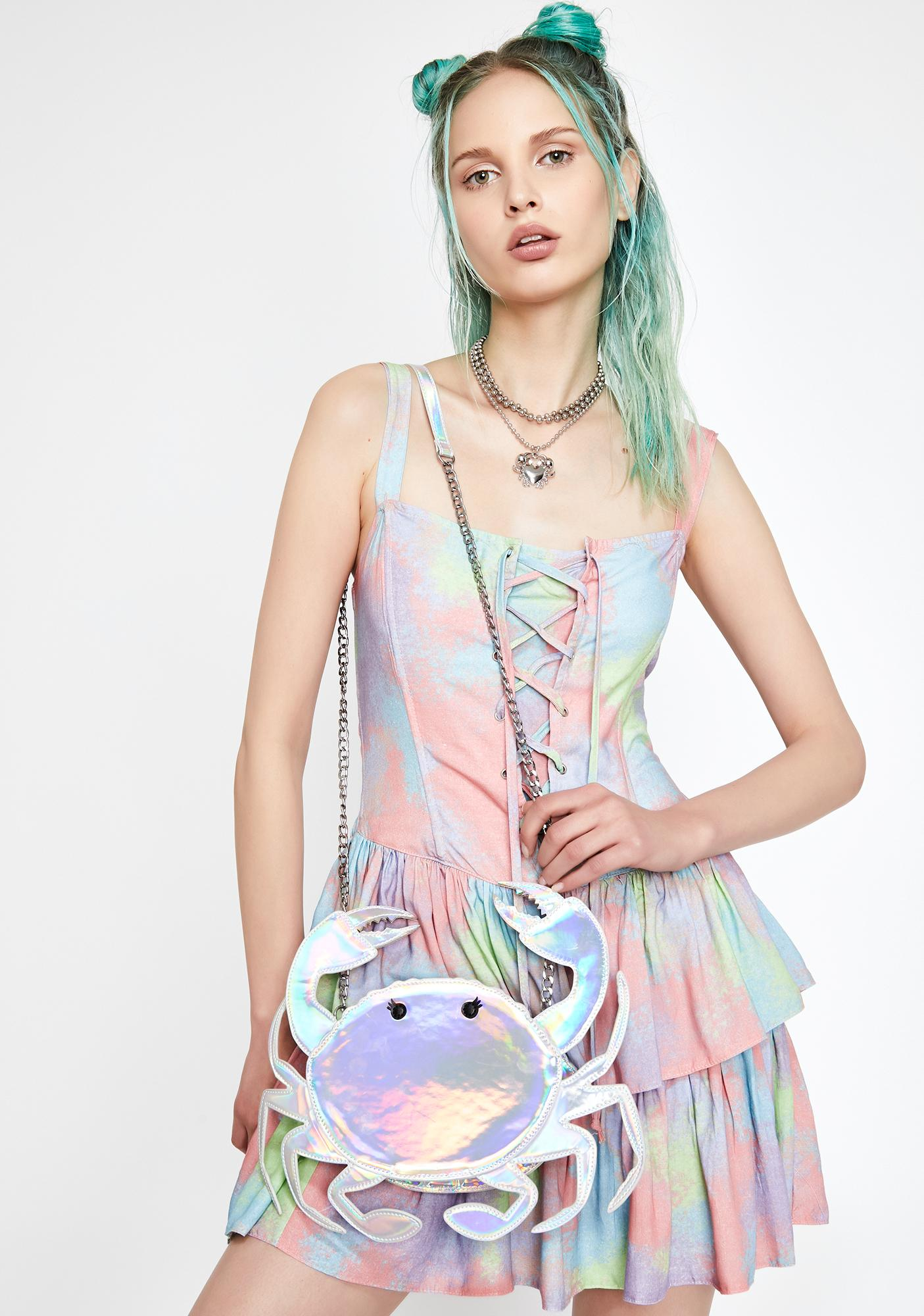 HOROSCOPEZ Crabby Attitude Crossbody Bag