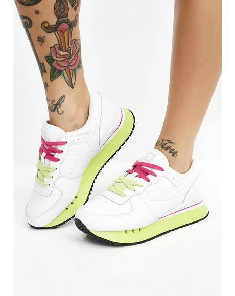 Nuclear Original Running Primavera Sneakers