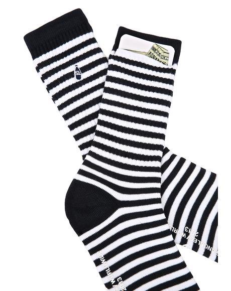 Jackson Pocket Socks