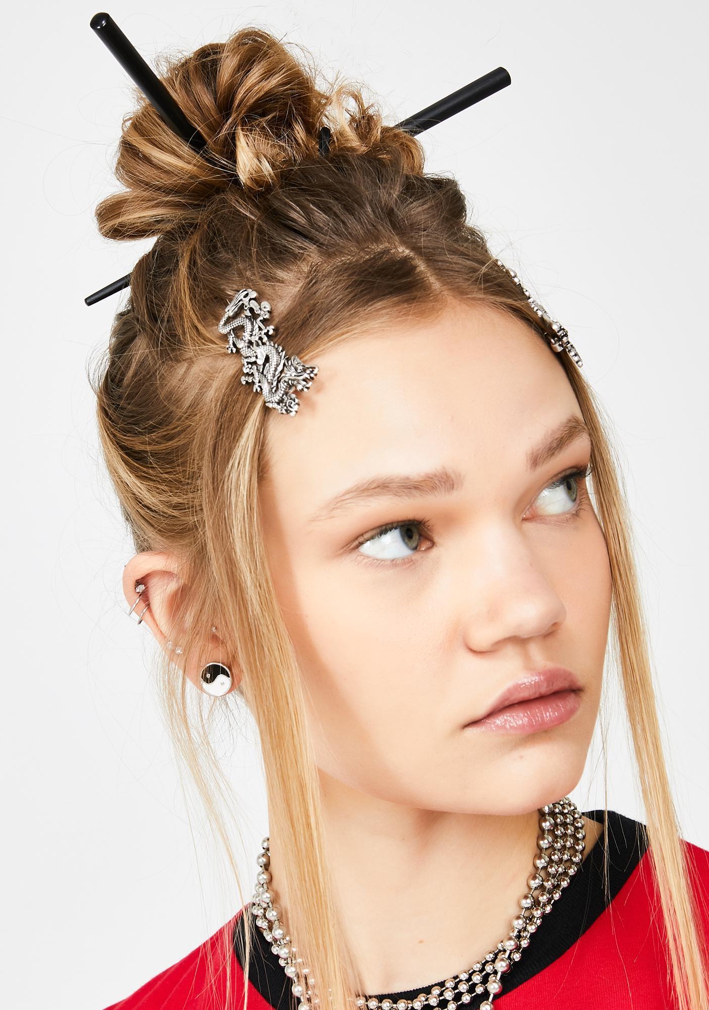 HAIR CHOP STICK CHINESE//JAPANESE HAIR CHOPSTICKS HAIR CLIP NEW HAIR PIN