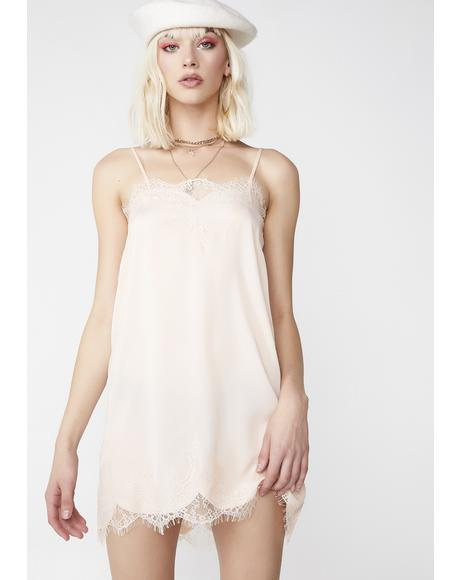 Pixie Minefield Slip Dress