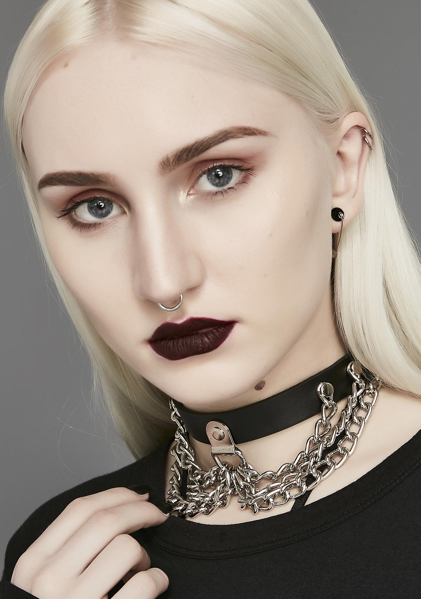 All Chained Up Choker
