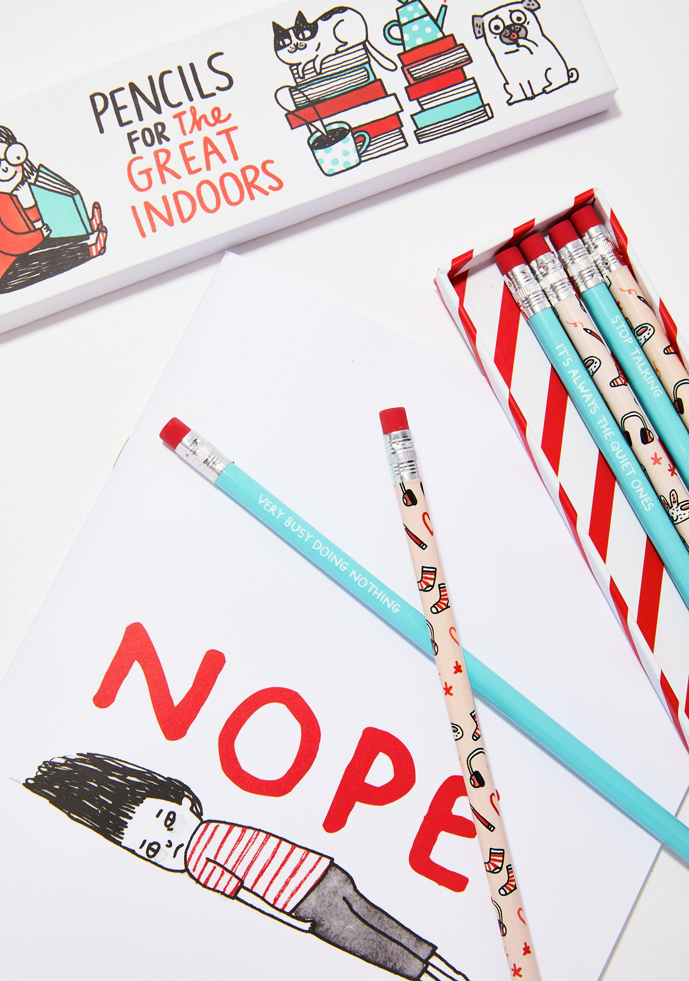 Ohh Deer Pencils For The Great Indoors