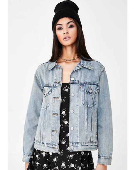 Dream Of Life Ex-Boyfriend Denim Jacket