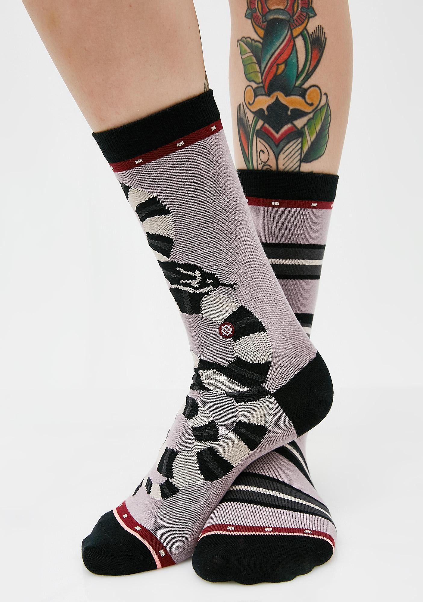 Stance Slytherin Socks