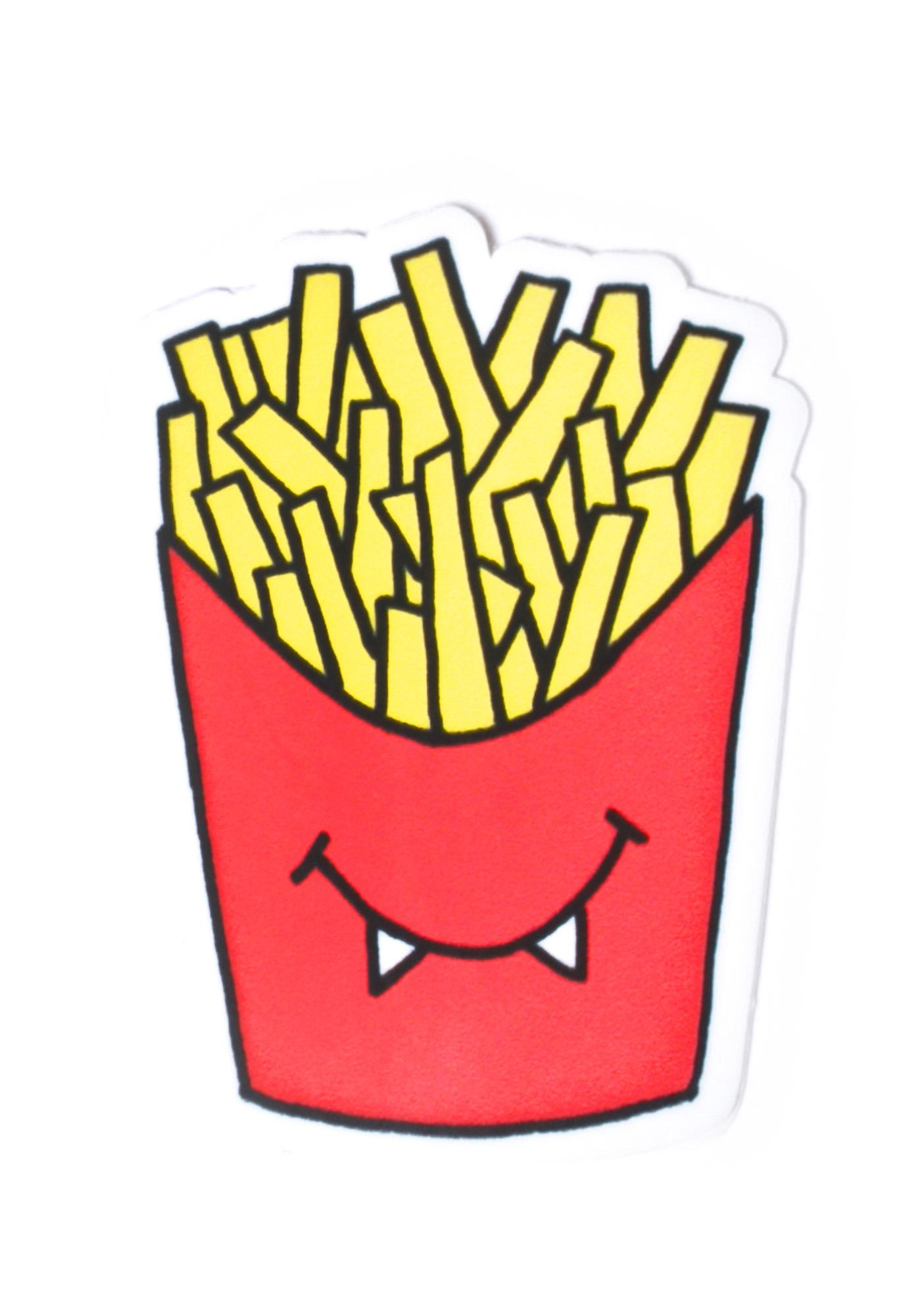 Snack Attack Sticker Pack