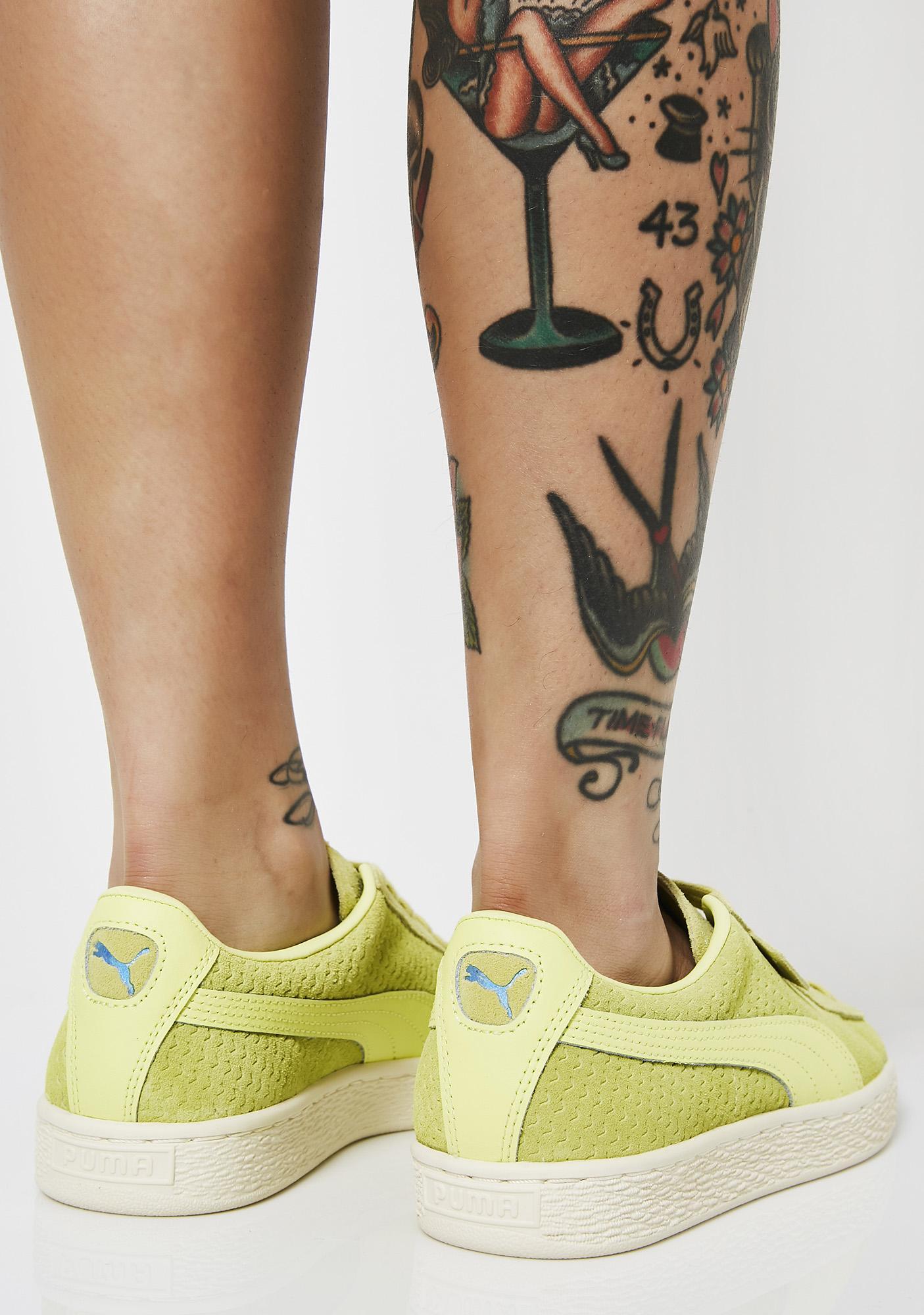 PUMA Suede Classic PERFORATI Sneakers