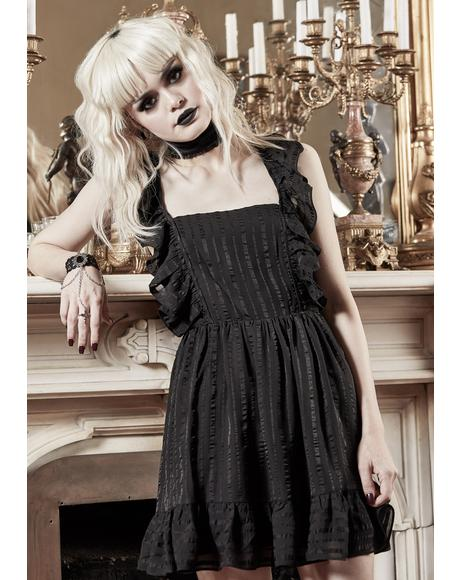 Innocence Lost Chiffon Dress