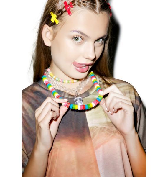Get Ur Cray Cray On Necklace