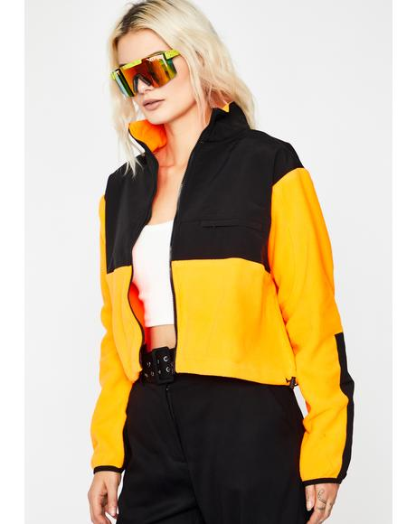 Crush Nunya Business Neon Jacket