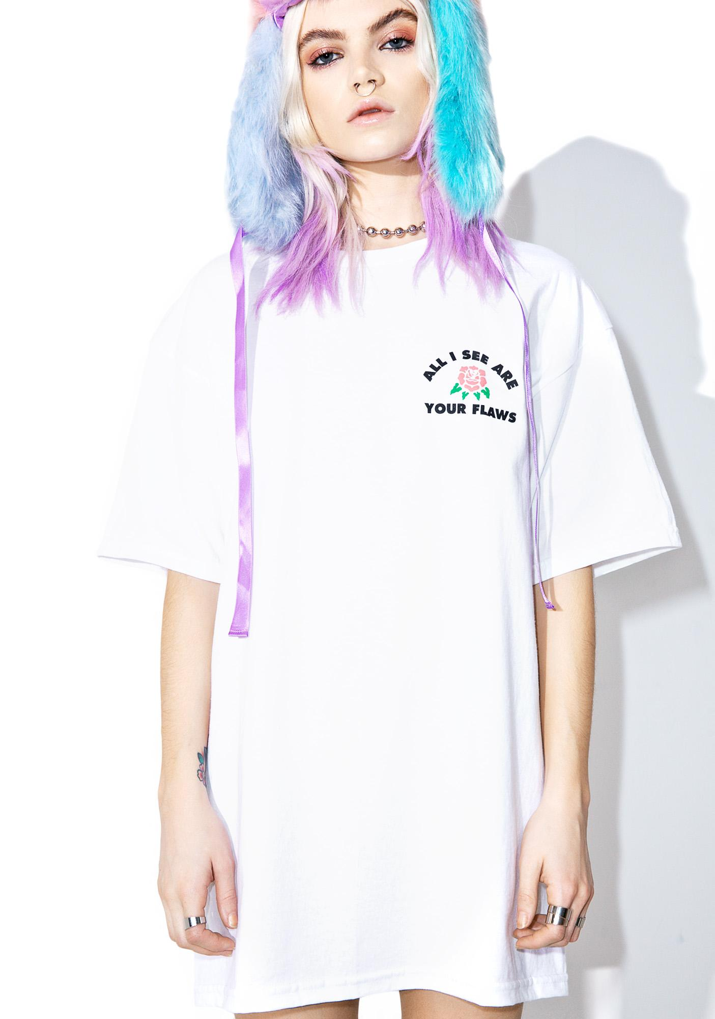 Flying Coffin Flaws Tee