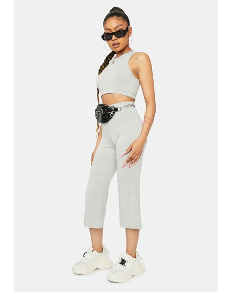 Jam To This Pants Set