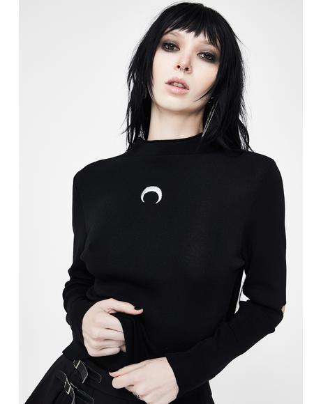 Kitty Moonbeam Embroidered Long Sleeve